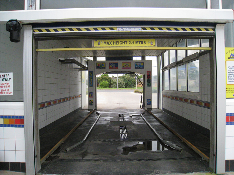 geelong automatic drive through car wash. Black Bedroom Furniture Sets. Home Design Ideas