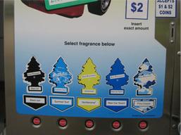 Car Vending - Fragrance