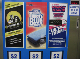 Car Vending - Polishing