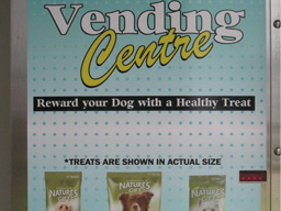 Dog Vending - Treats