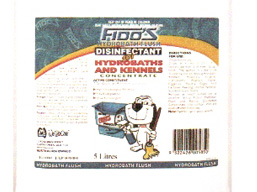 Dog Wash Information Sheet 1